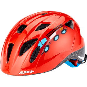 Alpina Ximo Helm Kinder firefighter